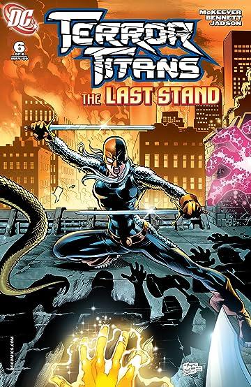 Terror Titans (2008-2009) #6