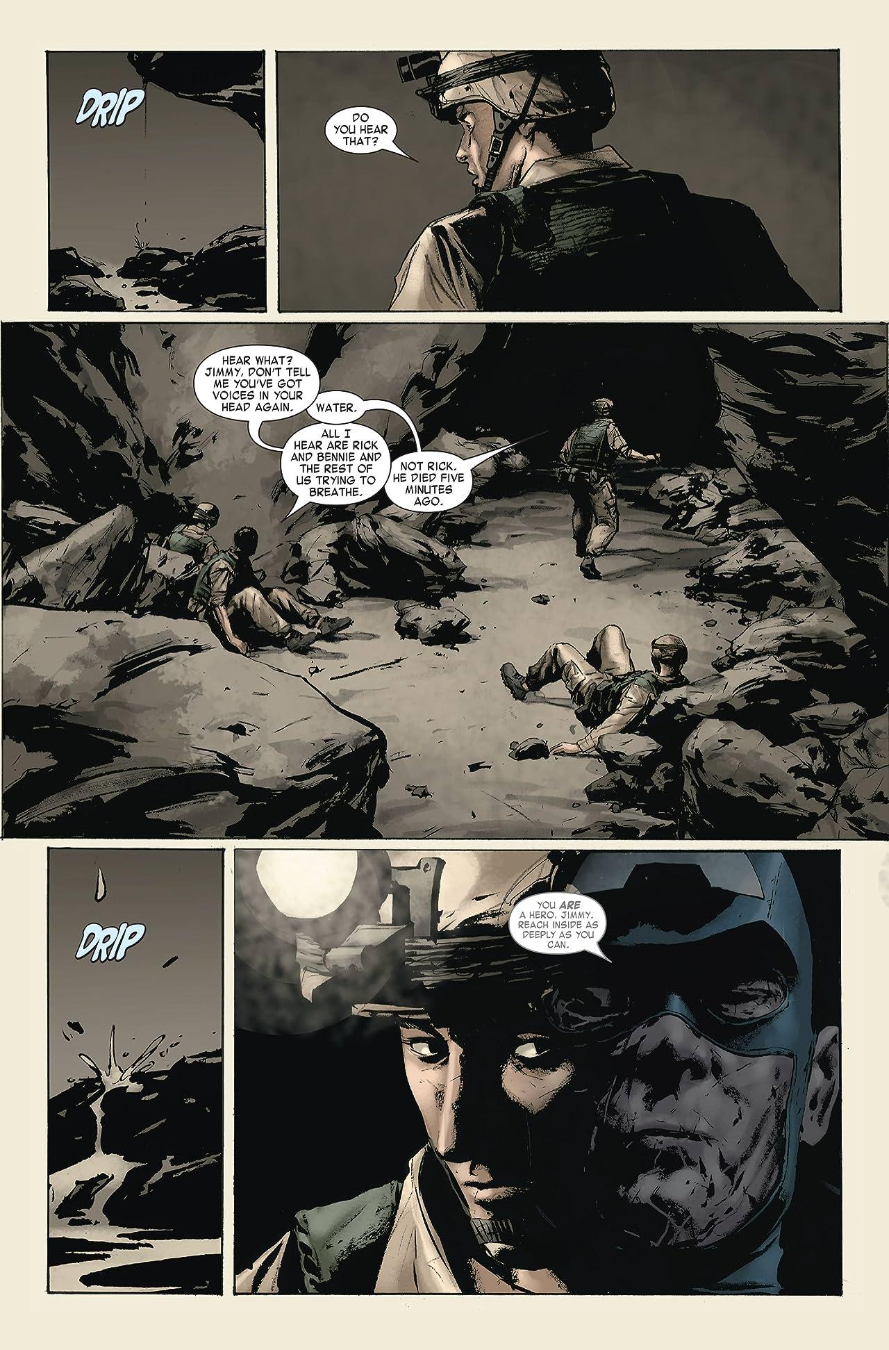 Captain America: The Chosen #4 (of 6)