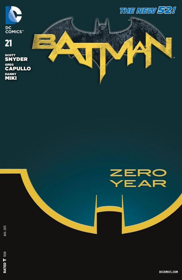 Batman (2011-2016) #21