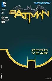 Batman (2011-) #21