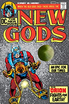 The New Gods (1971-1978) #1