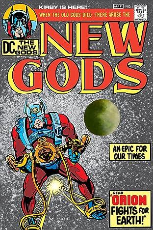 The New Gods (1971-1978) #1