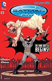 Batman Incorporated (2012-2013) #12