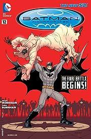 Batman Incorporated (2012-2013) #12
