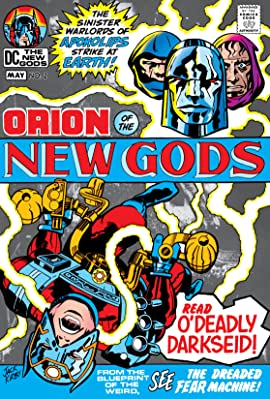 The New Gods (1971-1978) #2