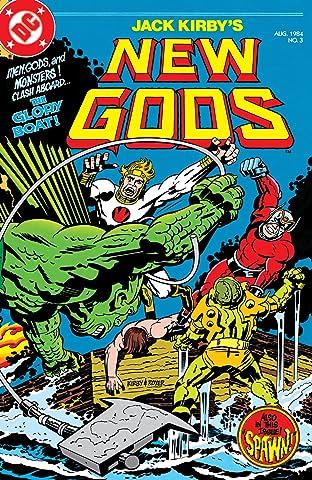 New Gods (1984) #3