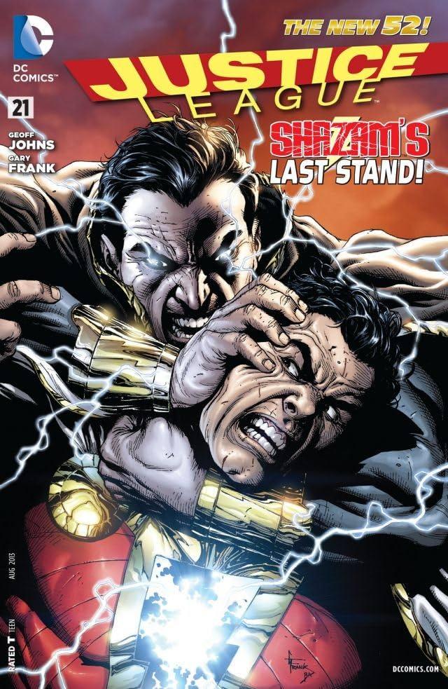 Justice League (2011-) #21