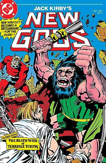 New Gods (1984) #4