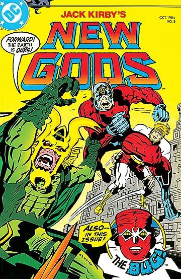 New Gods (1984) #5