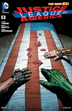 Justice League of America (2013-2015) No.5