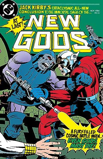 New Gods (1984) #6