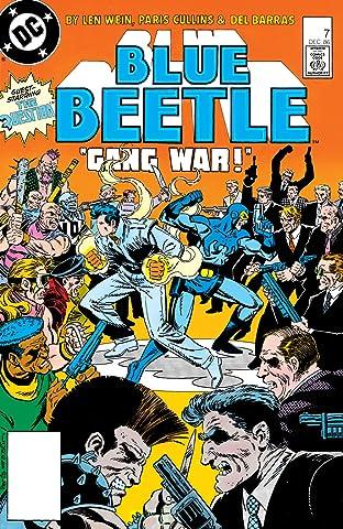 Blue Beetle (1986-1988) #7