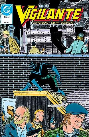 Vigilante (1983-1988) #41