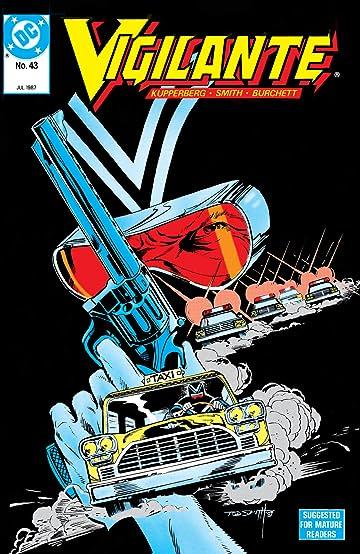 Vigilante (1983-1988) #43