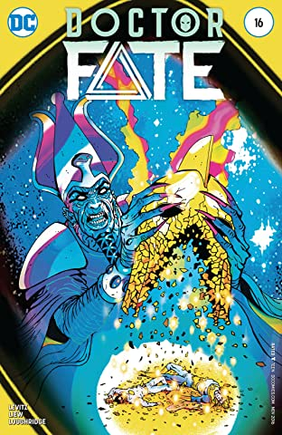 Doctor Fate (2015-2016) #16