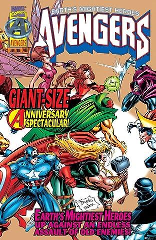 Avengers (1963-1996) No.400