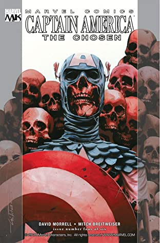 Captain America: The Chosen #5 (of 6)