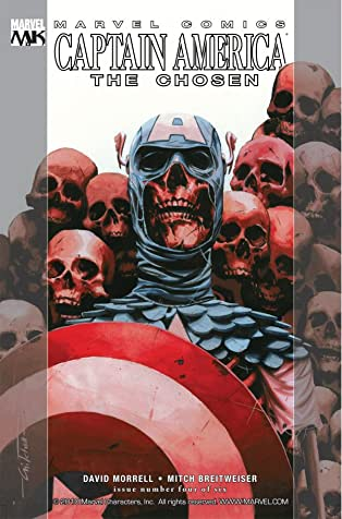 Captain America: The Chosen #5 (of 6)