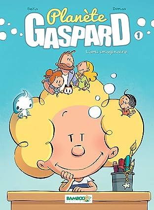 Planète Gaspard Tome 1: L'ami imaginaire