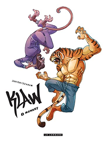 Klaw Vol. 5: Monkey