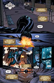 Legend of The Shadow Clan #5 (of 5)
