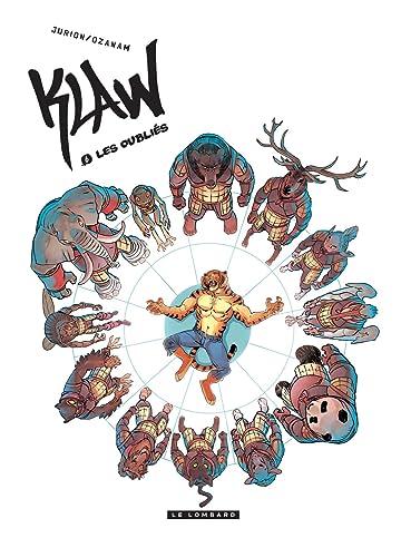 Klaw Vol. 6: Les Oubliés