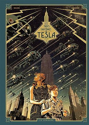 Les trois fantômes de Tesla Vol. 1: Le mystère Chtokavien