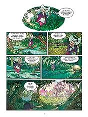 Les Fées Valentines Vol. 1: Traversine au bois dormant