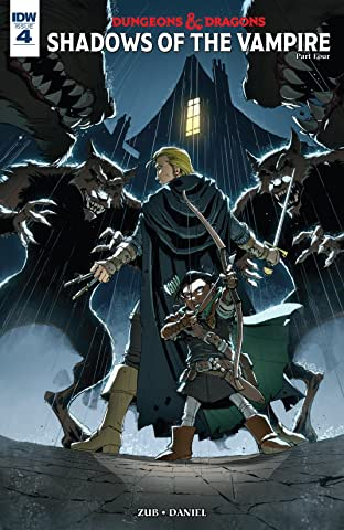 Dungeons & Dragons (2016-) #4
