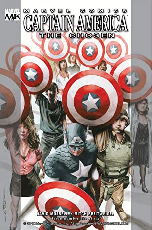 Captain America: The Chosen #6 (of 6)