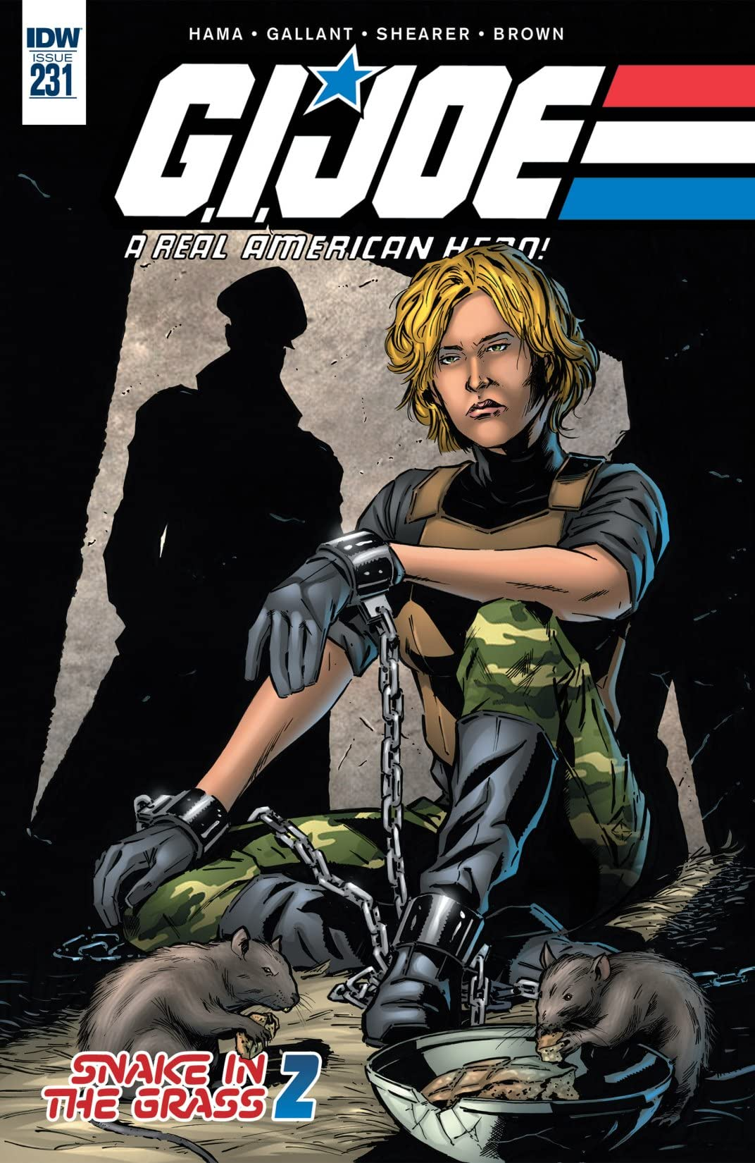 G.I. Joe: A Real American Hero #231