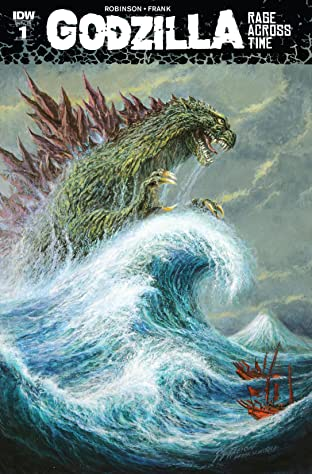 Godzilla: Rage Across Time No.1 (sur 5)