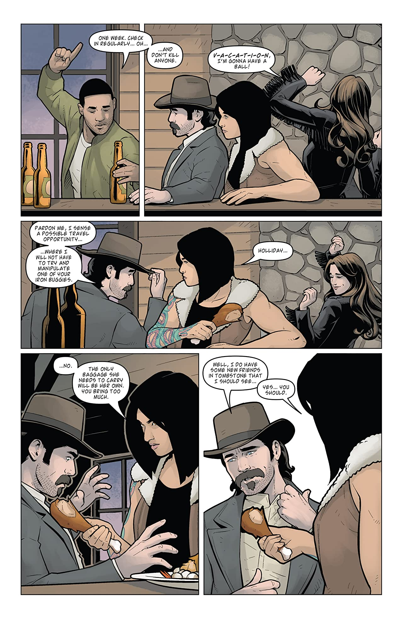 Wynonna Earp (2016) #7