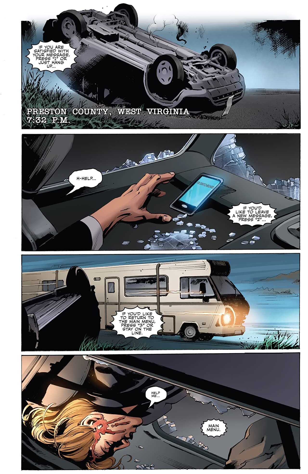 The X-Files (2016-) #5