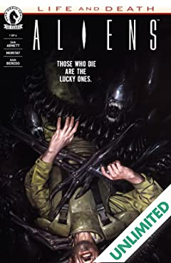 Aliens: Life and Death #1