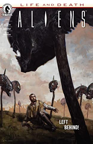 Aliens: Life and Death #2