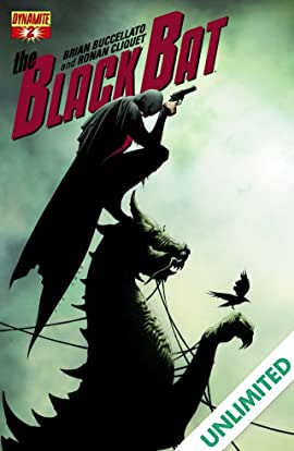 The Black Bat #2: Digital Exclusive Edition