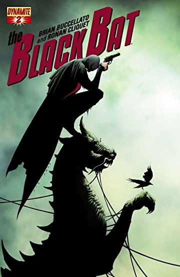 The Black Bat #2: Digital Exclusive Edition