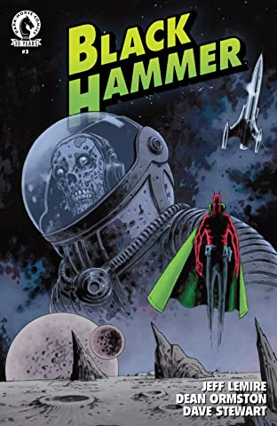 Black Hammer No.3