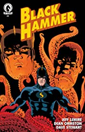 Black Hammer No.4