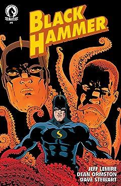 Black Hammer No.4