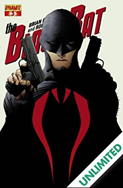 The Black Bat #3: Digital Exclusive Edition