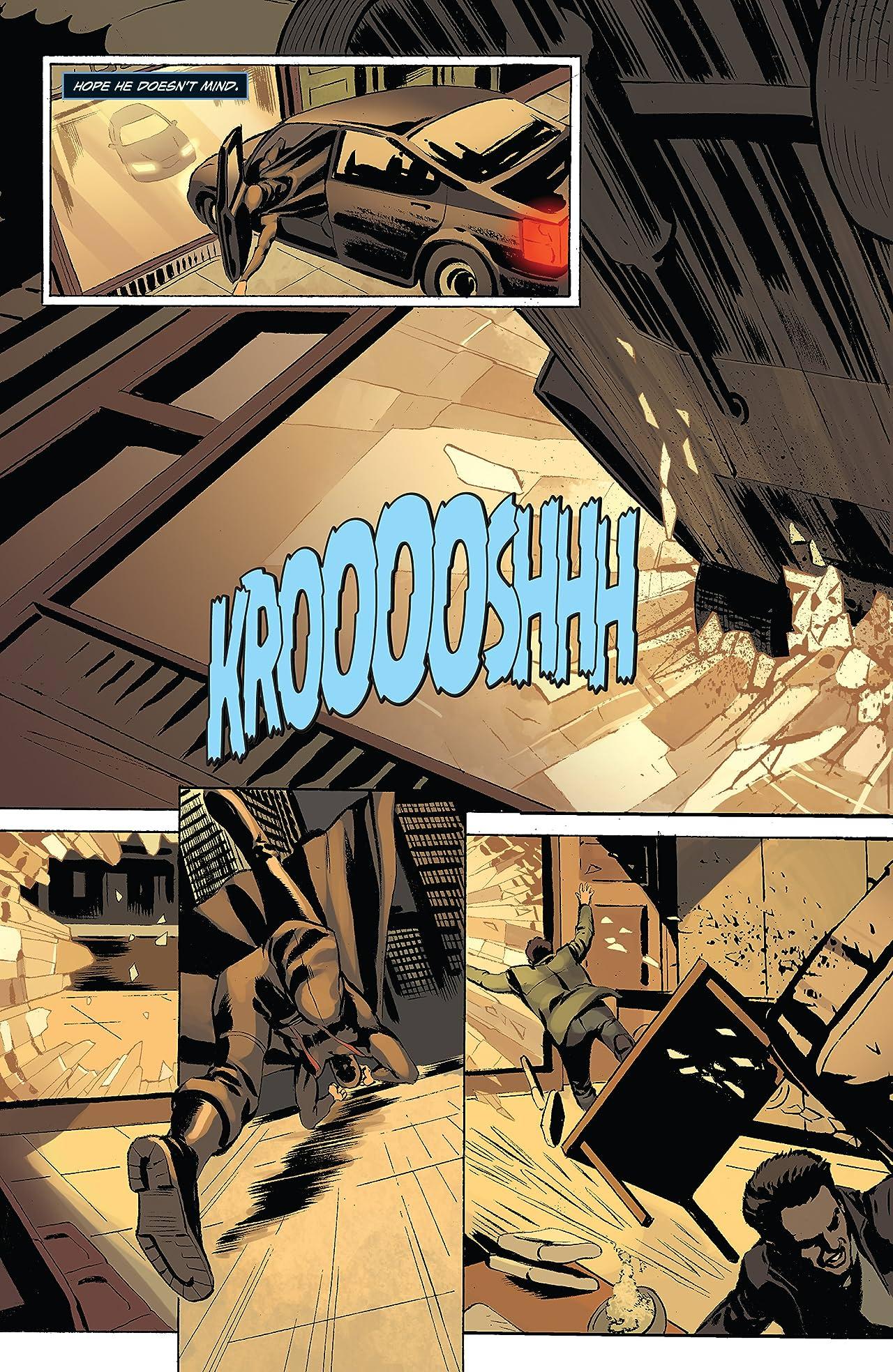 The Black Bat #3: Digital Exclusive Edition