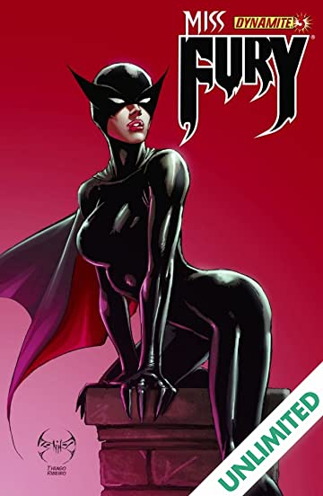 Miss Fury (2013) #3: Digital Exclusive Edition