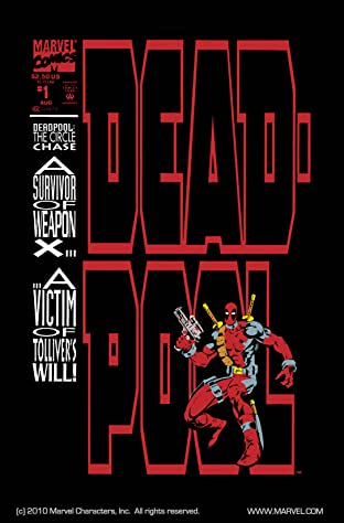 Deadpool: The Circle Chase No.1