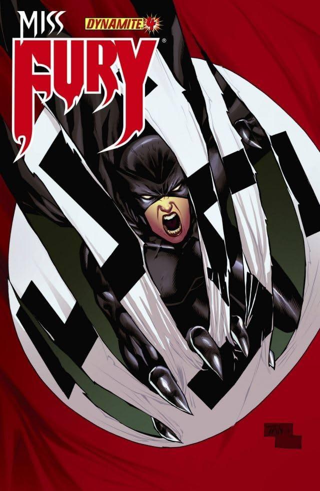 Miss Fury #4: Digital Exclusive Edition