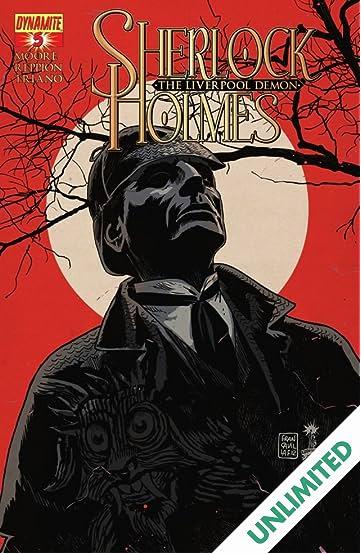 Sherlock Holmes: Liverpool Demon #5 (of 5)