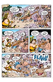 Groo: Fray of the Gods #3