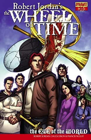 Robert Jordan's Wheel of Time: Eye of the World #35