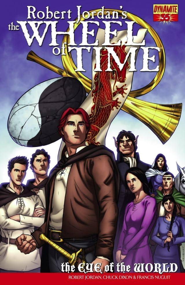 Robert Jordan's Wheel of Time: Eye of the World #35